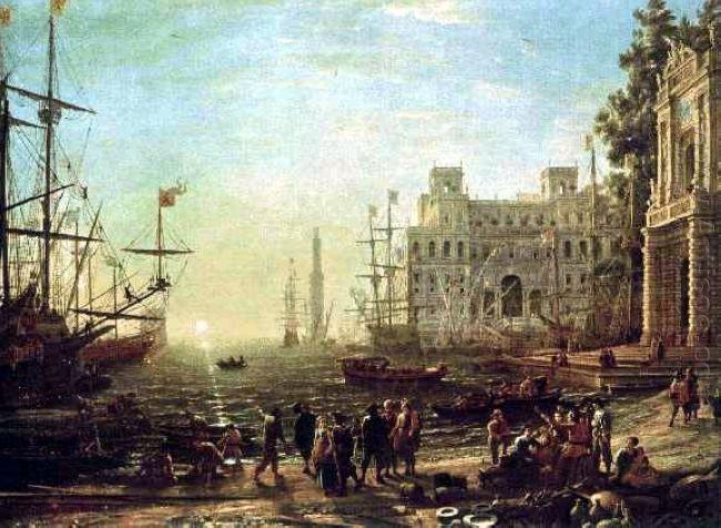 Seaport 1638