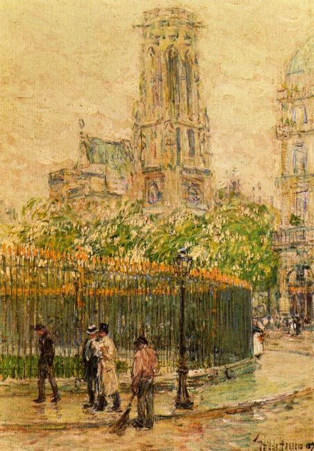 St Germain L Auxerrois