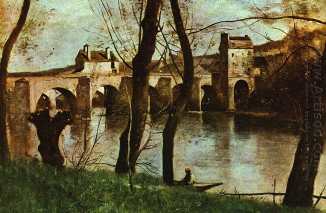 The Bridge At Nantes 1870