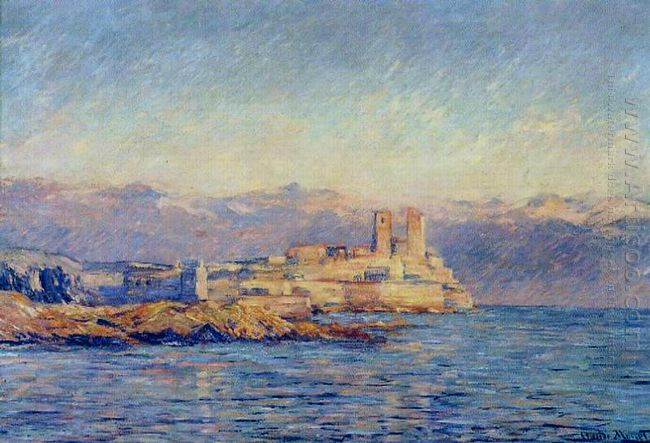 The Castle In Antibes