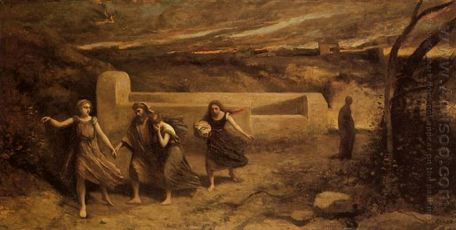 The Destruction Of Sodom 1857