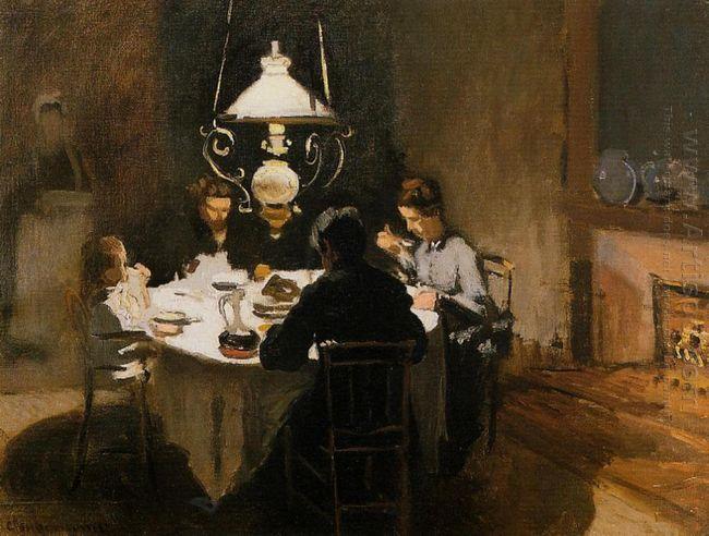 The Dinner 1869 1