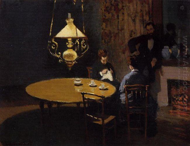 The Dinner 1869