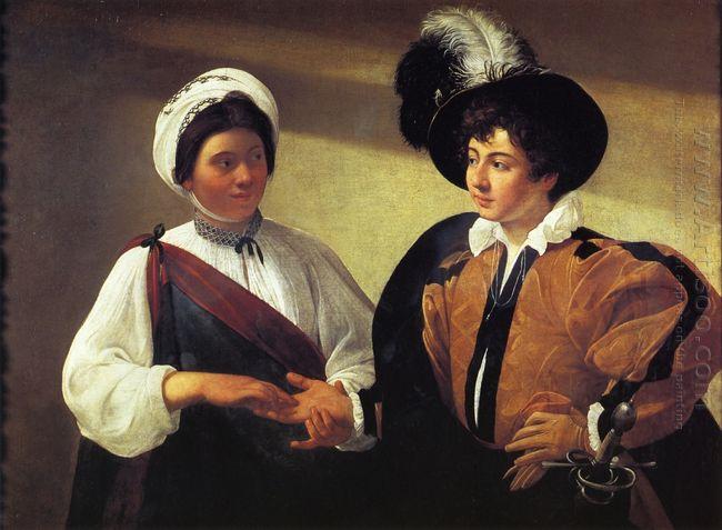 The Fortune Teller 1599