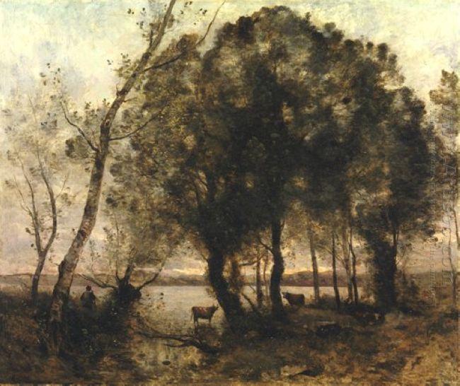 The Lake 1861