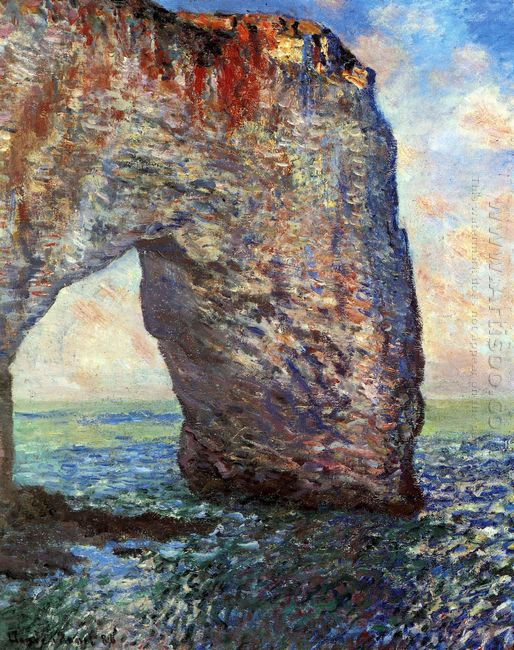 The Mannerport Near Etretat