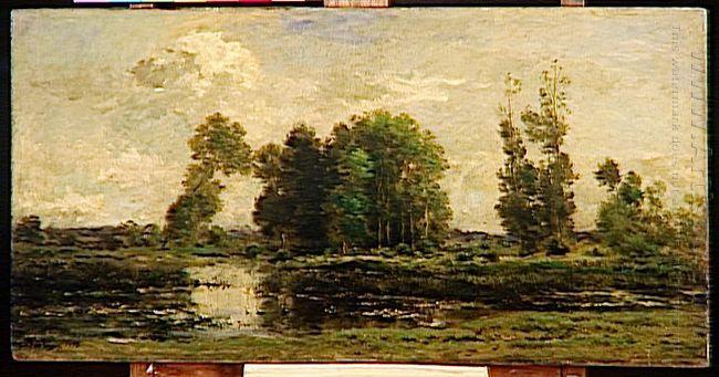 The Pond 1870