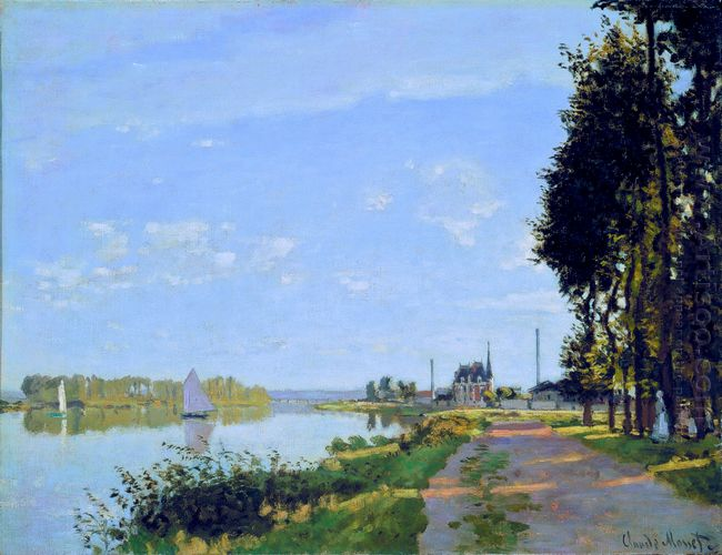 The Promenade At Argenteuil