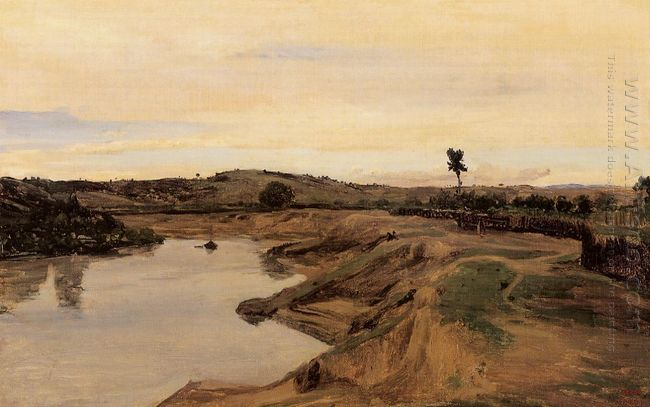 The Promenade Du Poussin Roman Campagna