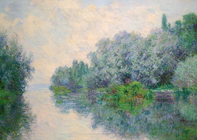 The Seine Near Giverny 02