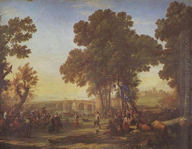 The Village Festival 1639