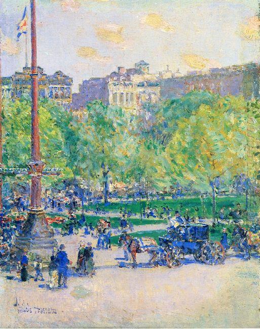Union Square 1893