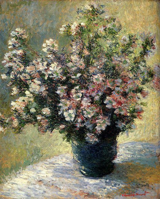 Vase Of Flowers 1882