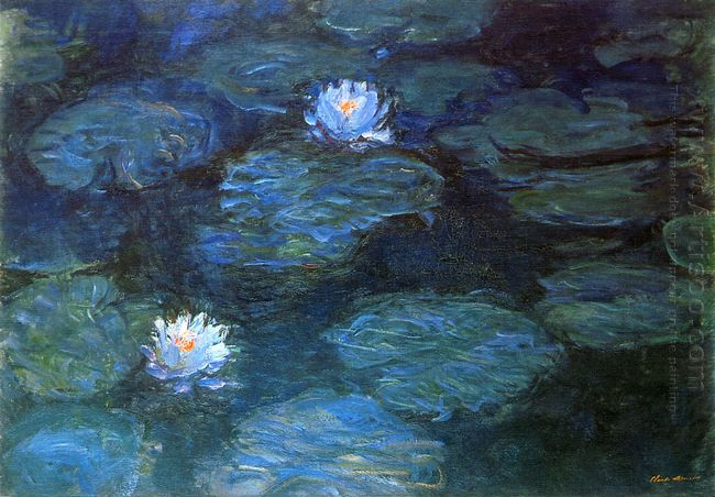 Water Lilies 1899 1