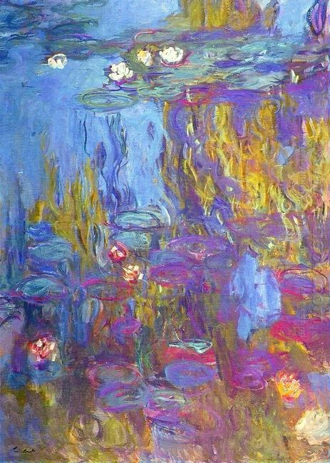 Water Lilies 1917 2
