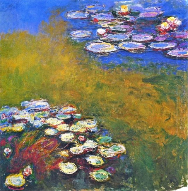 Water Lilies 1917 3