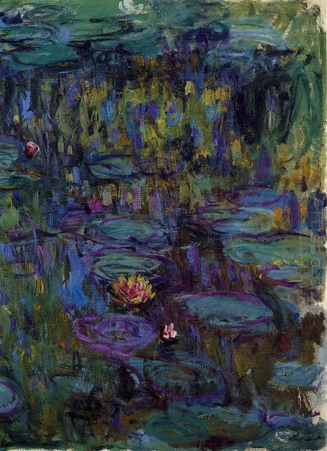 Water Lilies 1917 7