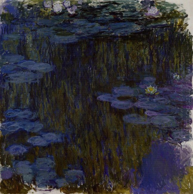 Water Lilies 1917 8