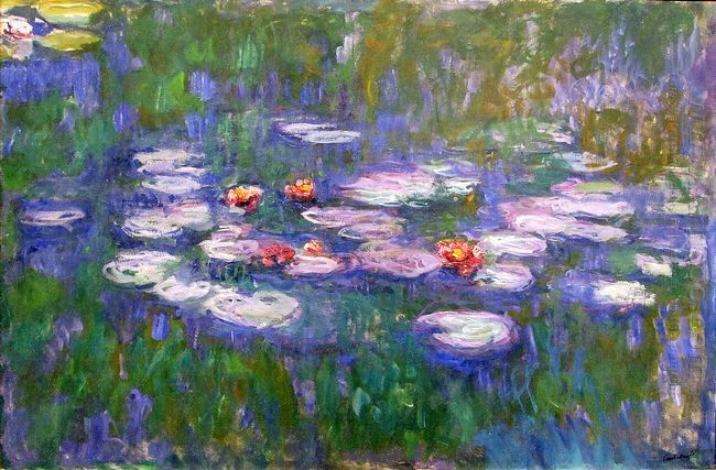 Water Lilies 1919 2