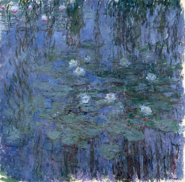Water Lilies 1919 5