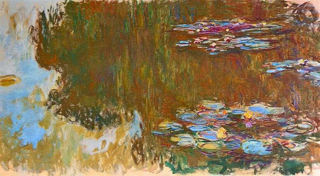 Water Lilies 1919 7