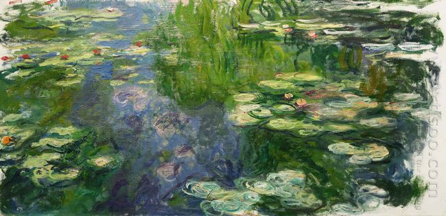 Water Lilies 1919 8