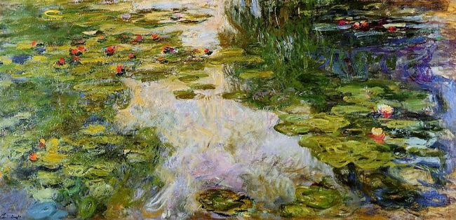 Water Lilies 1919 9