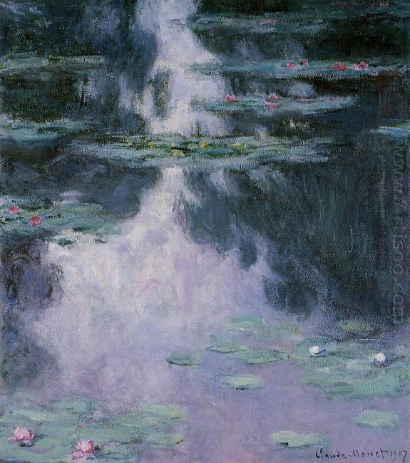 Water Lilies Nympheas 1907