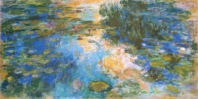 Water Lily Pond 1919 4