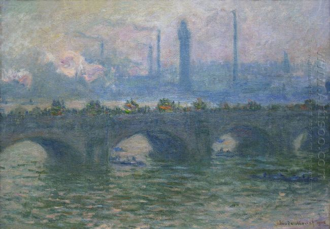 Waterloo Bridge 1901 1