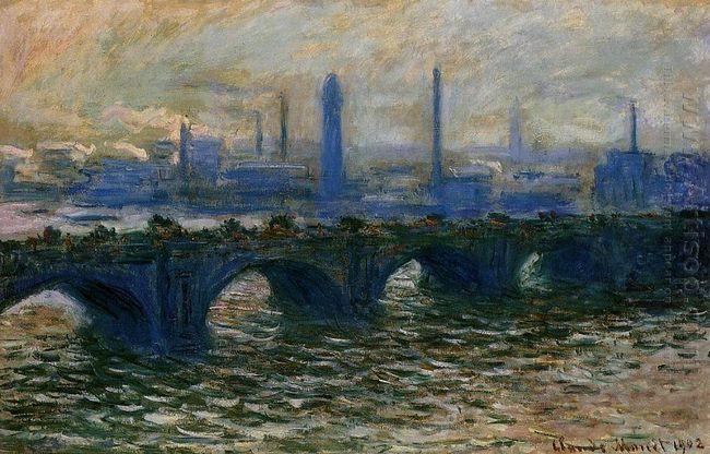 Waterloo Bridge 1902