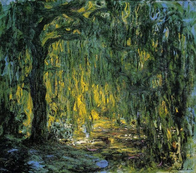 Weeping Willow 2 1919