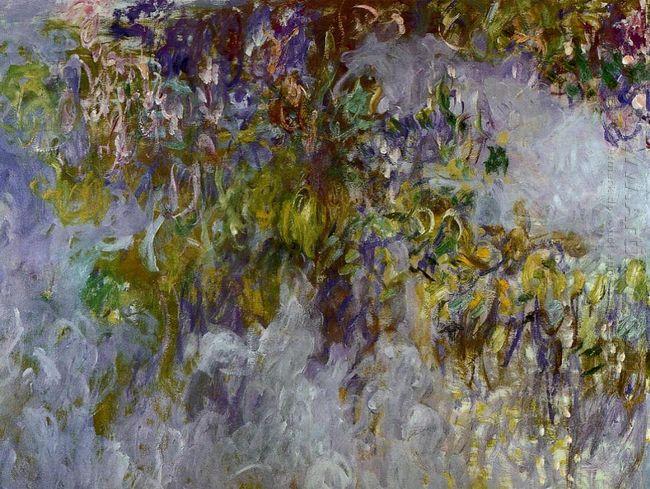 Wisteria Left Half 1919