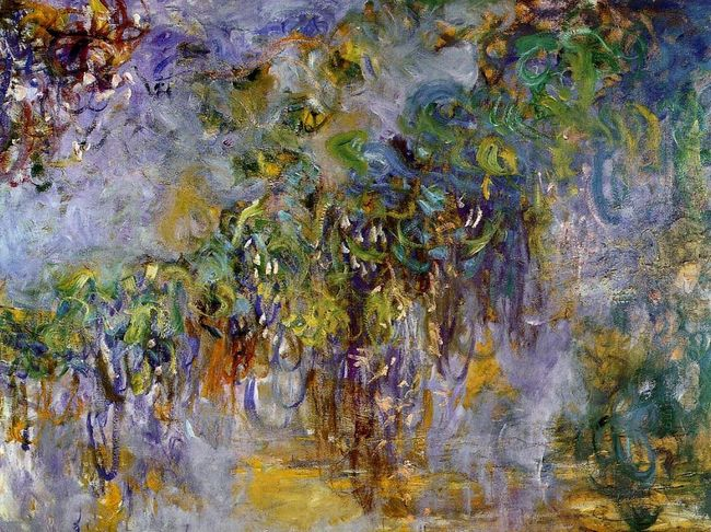 Wisteria Right Half 1920