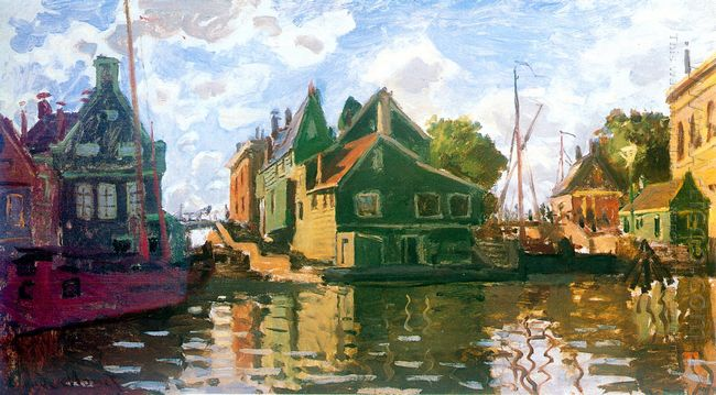 Zaandam Canal