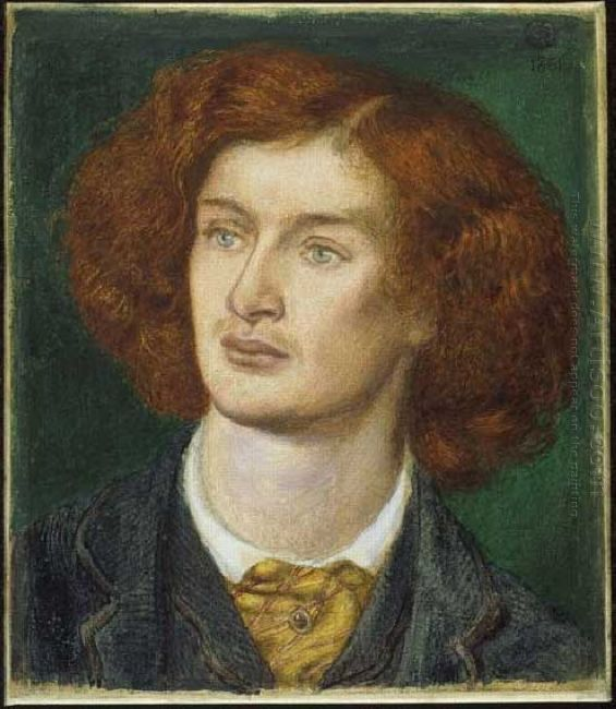 Algernon Charles Swinburne 1862 1