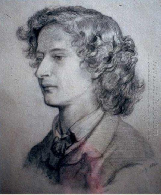 Algernon Charles Swinburne 1862