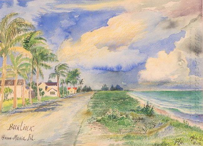 Anna Maria Island Florida 1948