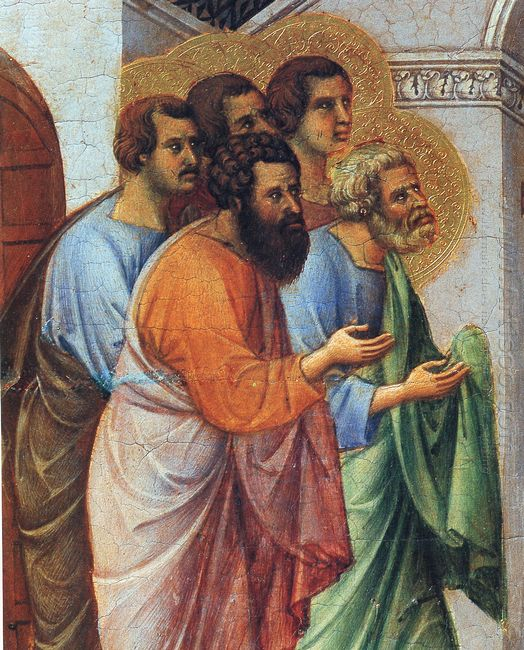 Appearance Of Christ To The Apostles Fragment 1311
