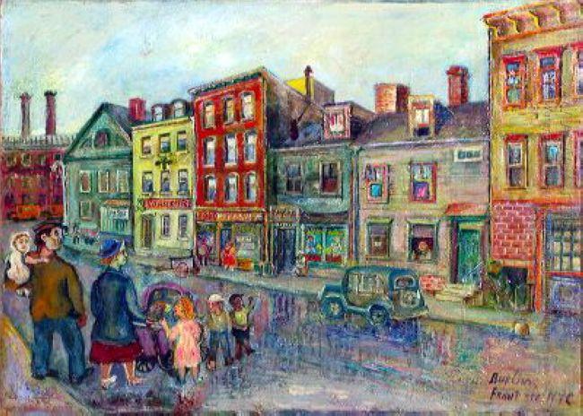 A Street Scene 1