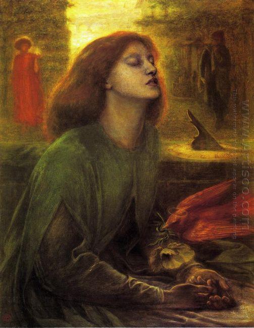 Beata Beatrix 1880