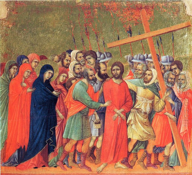 Carrying Of The Cross 1311