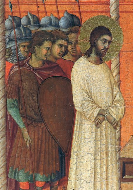 Christ Before Pilate Fragment 1311