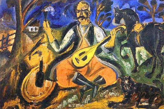 Cossack Mamai 1912