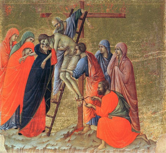 Descent From The Cross 1311