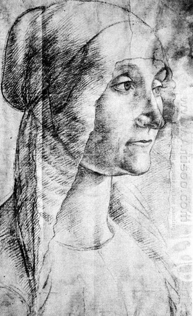 Elderly Woman 1490