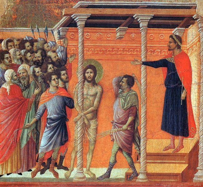 Flagellation Of Christ 1311