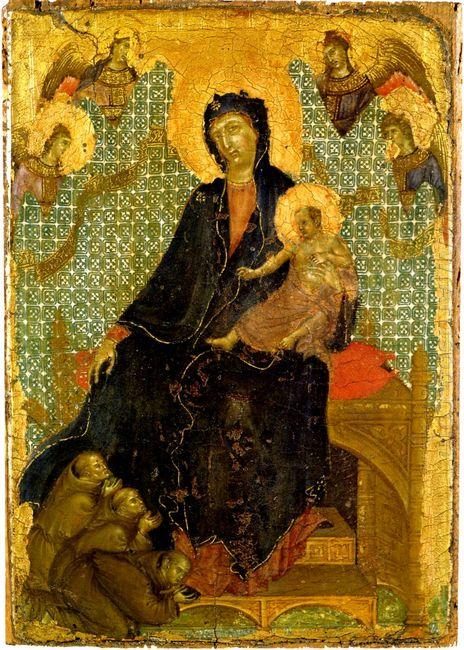 Franciscan Madonna 1285