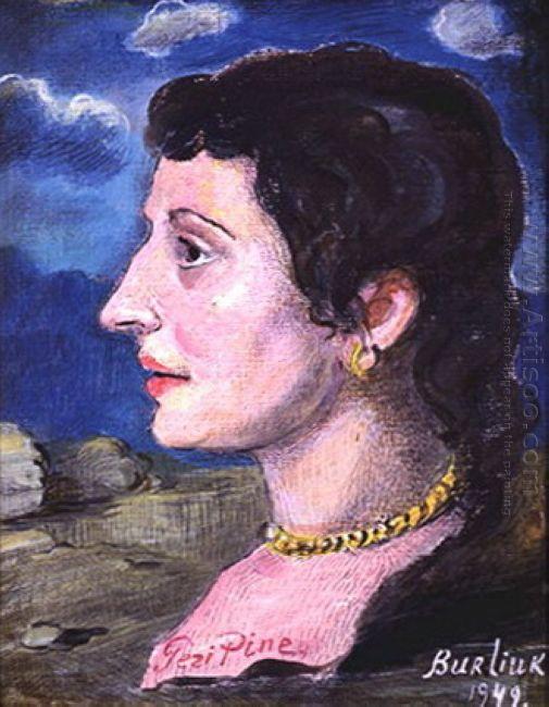 Geri Pine 1949