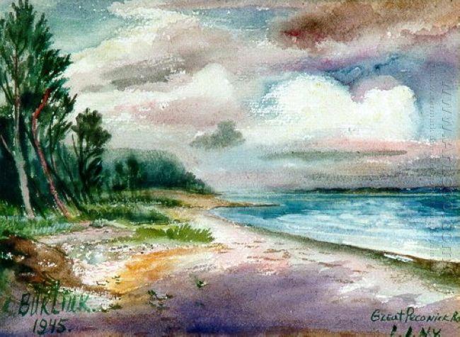 Great Peconick Bay L I N Y